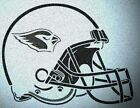 ARIZONA CARDINALS HELMET STENCIL MYLAR SPORT FOOTBALL MANCAVE STENCILS $11.11 USD on eBay