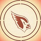 DOUBLE CIRLCE ARIZONA CARDINALS STENCIL SPORT FOOTBALL STENCILS $11.83 USD on eBay