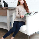 Women Fleece Lined Warm Thick Thermal Full Foot Tights Ladies Winter Stockings