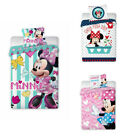 Disney Minnie Mouse Baby Bed Linen 39 3/8x53 1/8in