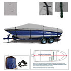 Cobalt 220 BR Bowrider Trailerable Heavy Duty All Weather Storage boat cover