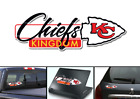 Kansas City Chiefs Nation NFL Football Vinyl Car Truck Laptop Decal $5.00 USD on eBay