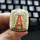 2002 Los Angeles Angels of Anaheim Championship Ring World Series Size 11 Mens on Ebay