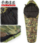 Cold Weather Sleeping Bag Hiking Extreme Outdoor Camo Camping Large Portable