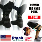 2pc Joint Support Knee Protection Pads Non-slip Power Lift Rebound Spring Force~ $17.26 USD on eBay