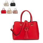 Ladies LYDC Tassel Shoulder Bag Girls Faux Leather Handbag WAG Tote Bag GL4889
