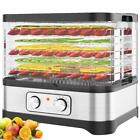 400W Food Fruit Dehydrator Machine with 8 Stackable Trays Electric Multi-layer