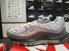 Brand New Nike Men's Air Max 98 Running Shoes 640744-011 Vast Grey / Fresh Mint