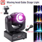 Kyпить 2x U`king 70W LED Stage Light RGBW 8 Pattern Gobo Moving Head DMX Disco Party DJ на еВаy.соm