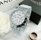 Stainless steel Pandoraes Wristwatch Women's Calendar Number Fashion Watch image