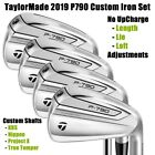 New TaylorMade  P790 Iron Set Custom Steel - Pick a Set Shaft and Flex