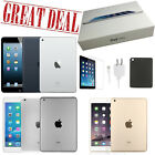 Open Box Bundle Apple iPad Mini 1/2/3/4 Generation - 16/32/64/128GB - Wi-Fi 4G