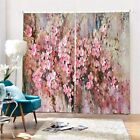 Camouflage Nice Rose 3D Curtain Blockout Photo Printing Curtains Drape Fabric