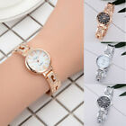 Fashion Watch Women Stainless Steel Quartz Wristwatch Ladies Dress Gift Watch CA image
