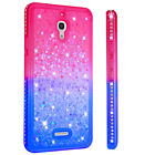 "For Alcatel Pixi 4 6"" Case luxury Bling Sparkly Diamond Cute Glitter Cover"