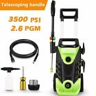 3800PSI 2.8GPM Electric Pressure Washer High Power Water Cleaner Jet Machine US photo