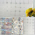 Accessories Non Adhesive For Home Anti-uv Bedroom Window Film Static Office 3d