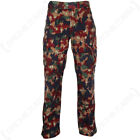 Original Swiss M83 Camo Trousers - Alpentarn Switzerland Camouflage Surplus