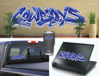 Dallas Cowboys Graffiti Vinyl Vehicle Car Laptop Wall Sticker Decal $5.0 USD on eBay