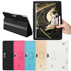 Universal Folio Leather Stand Cover Case For 10 10.1 Inch Android Tablet PC CH $10.95 USD on eBay