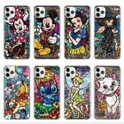 For iPhone SE 5s 6S 7 8 Plus X XR XS MAX 11 Pro Cover Soft TPU Snow White Funny