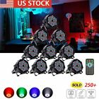 Kyпить 8/10 pcs U`king 18/36 LED Par Stage Light DMX512 Disco DJ Party Wedding Uplights на еВаy.соm