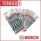 Bosch Jigsaw Blades Pack of 5 | Speed Cut | Down Cut | Metal | Aluminium | Clean