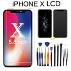 For i Phone X 5.8''LCD Screen Display Touch Digitizer Assembly Replacement Tools