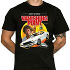 Vanishing Point T-Shirt - Cult Classic Car Movie - Muscle Cars - 100% Cotton image