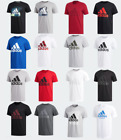 Adidas T Shirts Mens Small to 2XL Authentic Badge of Sport Classic Logo Tees