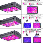 VIPARSPECTRA Newest Dimmable 600W-2000W Dual Chips Full Spectrum LED Grow Light