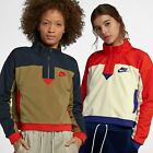 Внешний вид - Nike Women's Sportswear Half-Zip Top 938963/CJ4927