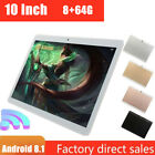 10 Inch Tablet Pc Android 8.1 Hd 8g 64g Octa-core Google Wifi Dual Camera Gps 19