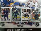 2019-20 Topps NHL Stickers (1-210) Base & Foil COMPLETE YOUR SET - YOU PICK $0.94 USD on eBay