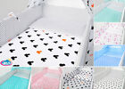 5 elements Nursery bedding set for cot / bedding for baby 120X90 / bedclothes