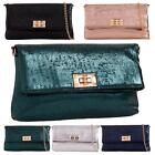 New Fish Scale Tear Look Cracked Synthetic Leather Ladies Party Clutch Bag