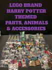 """AUTHENTIC LEGO BRAND HARRY POTTER THEMED PARTS ANIMALS ACCESSORIES """"YOU PICK"""" $0.99 USD on eBay"""