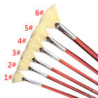 Red pen holder paint brush brushes watercolor/oil painting gouache drawing bLDU