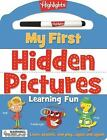 My First Write-On Wipe-off Board Books. My First Hidden Pictures Highlights NEW