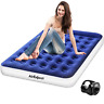 Air Mattress Camping AirBed Twin Size - AirExpect Leak Proof Inflatable Mattress