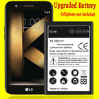 For LG K20 Plus TP260 MP260 BL-46G1F,Replacement 3920mAh Battery or Wall Charger