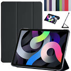 'Leather Case For Apple Ipad 7th/8th Generation 2020 Smart, Magnetic 10.2 Cover