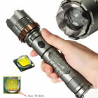 990000LM Police Tactical T6 LED 5 Modes Rechargeable Flashlight Zoomable Torch