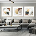 Nordic Abstract Geometric Poster Print Home Cafe Decor Wall Art Canvas Painting