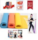 Resistance Stretch Bands Yoga GYM Pilates Aerobic Physical  Therapy image