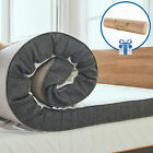 3-Inch-Gelgem-Memory-Foam-Matress-Topper-Cooling-Removable-Cover-Storage-Bag-New