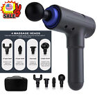 Percussive Vibration Therapy Massage Gun Sports Muscle Recovery For Fitness HOT $40.48 USD on eBay