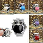 Unisex Ring Watch Creative Fashion Retro Owl Finger Watch Clamshell Ring Watch image