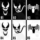 VENOM MARVEL SPIDERMAN LOGO VILLIAN Car Truck Window Laptop VINYL DECAL STICKER