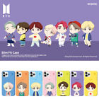 BTS Upper Body Slim Fit Hard Phone Case for Apple iPhone/Samsung Galaxy Note/LG